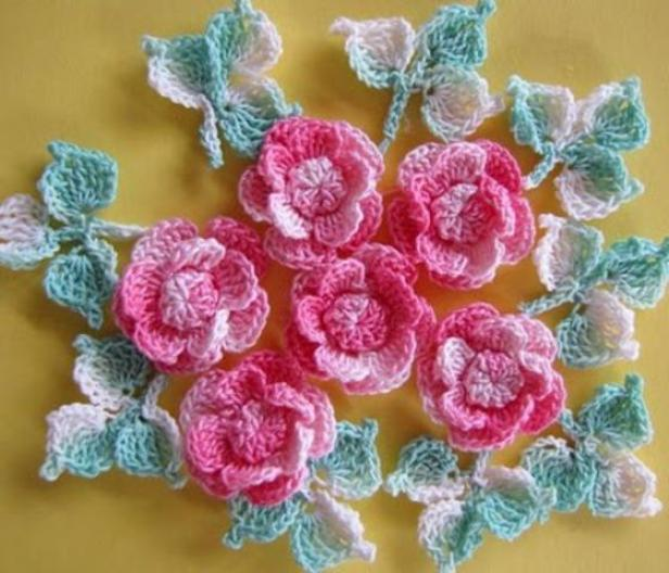 crochet-floral