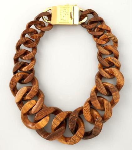 Tory Burch Wood Jewelry