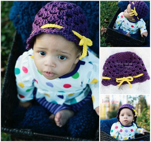 free-crochet-baby-hat