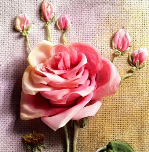 silk-ribbon-rose