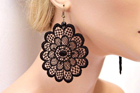 lace-earrings-bridal