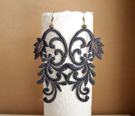 lace-earrings-design