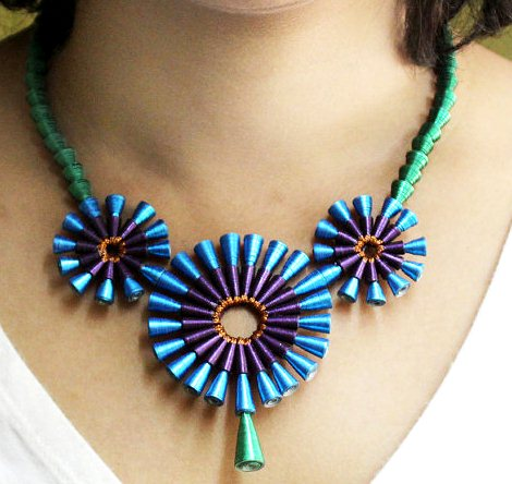 Creative Paper Jewelry Designs By Hippie Kingdom
