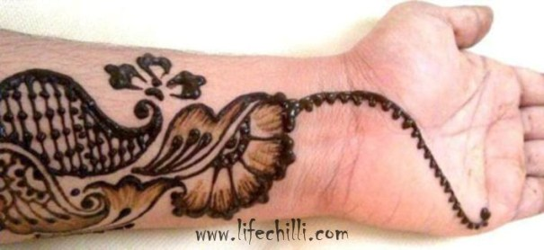 mehndi-design-steps