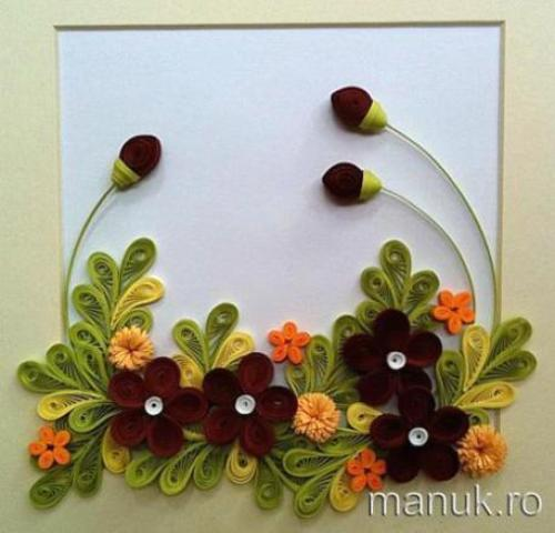 Paper quilling flowers designs life chilli manuk quilling flowers ideas mightylinksfo