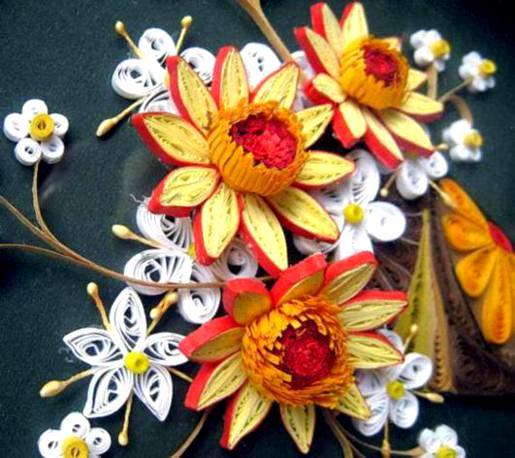 quilling-flower-petals