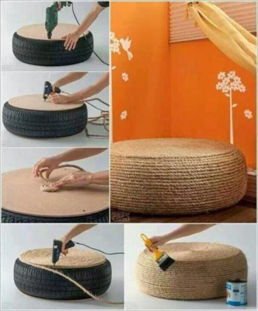 old-car-tire-uses