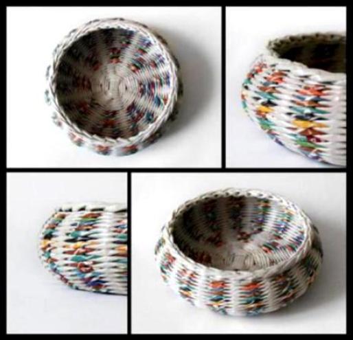 DIY-paper-baskets