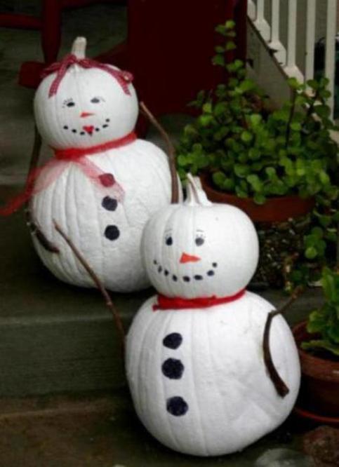 make-snowman