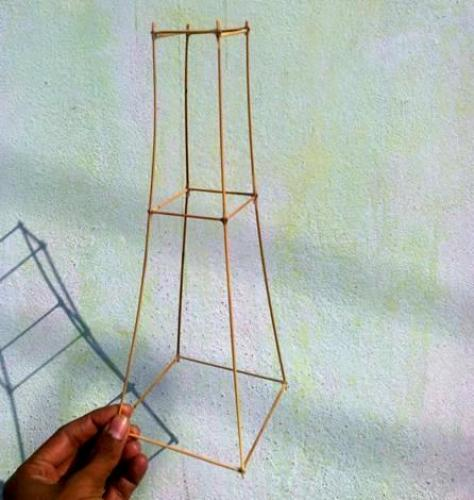 Eiffel-tower-making