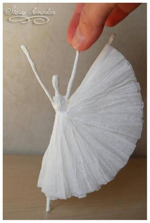 DIY-ballerinas