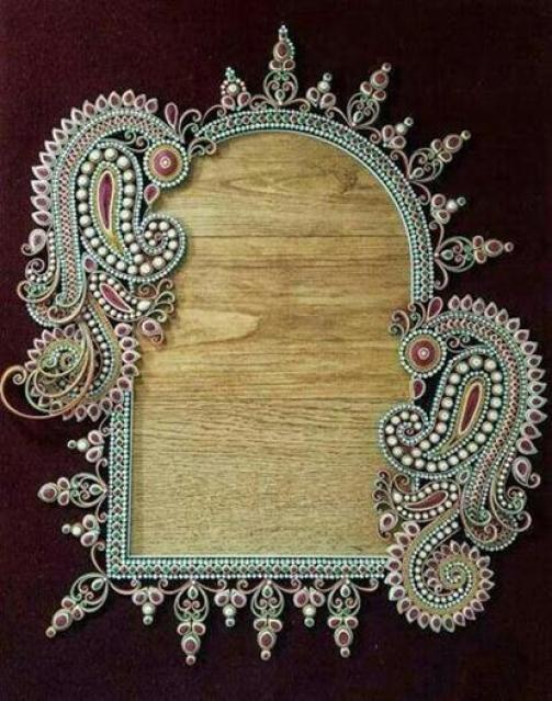 quilled-photo-frame
