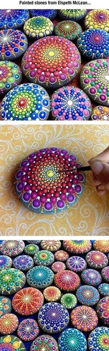 dot-painting-techniques