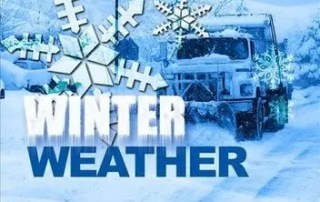 Winter Weather Announcement