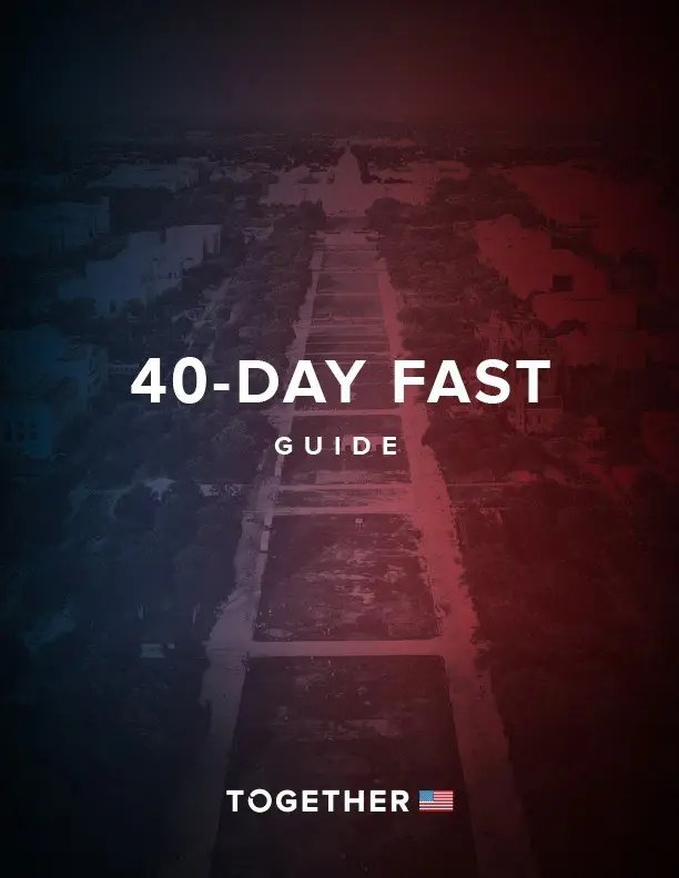 40-Day Fast Guide