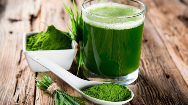 Chlorophyll Rich Superfoods