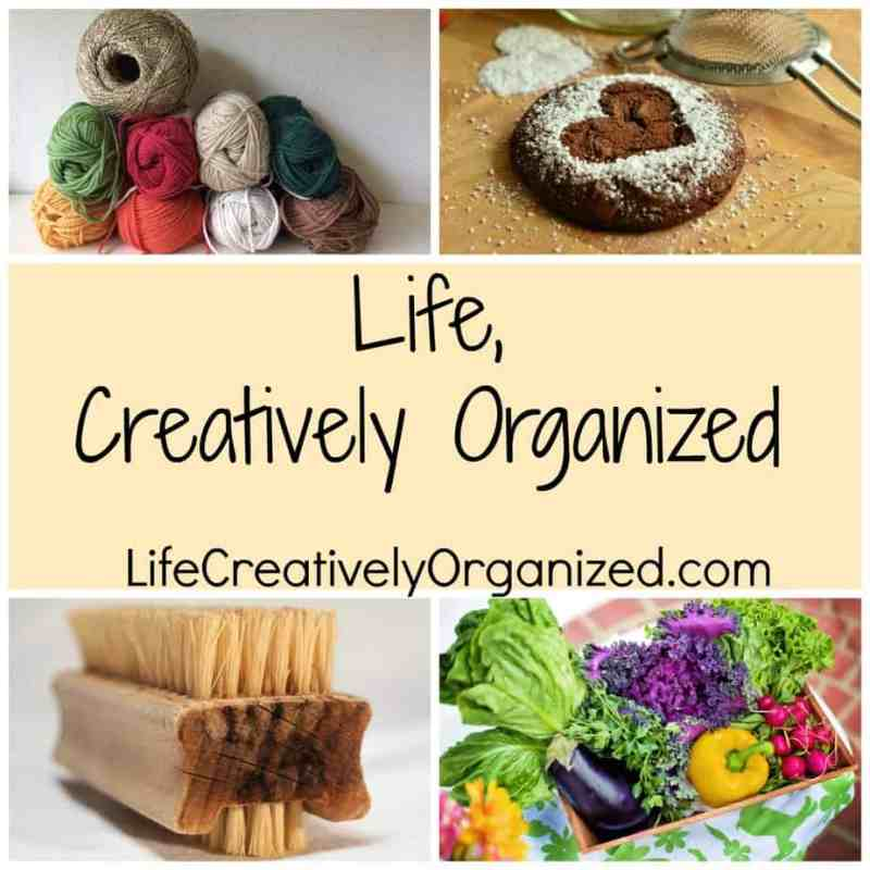 Life creatively Organized
