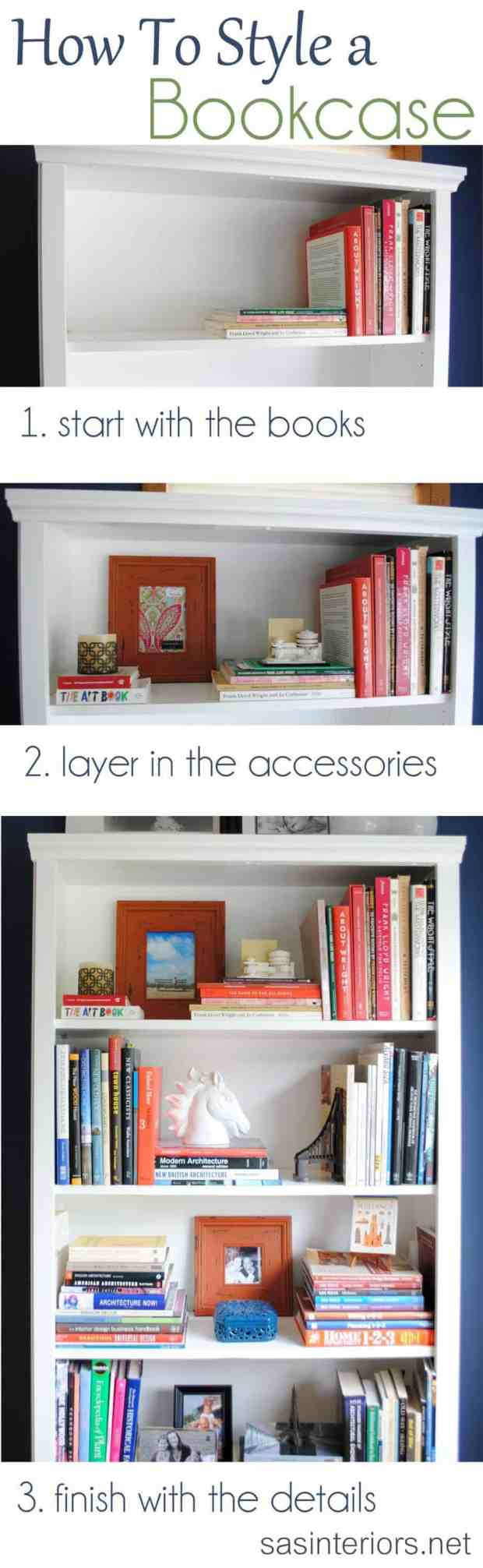 I am a librarian so I want to share 8 of my favorite fun and functional DIY bookcases you can make to house your own book collection. Happy reading!