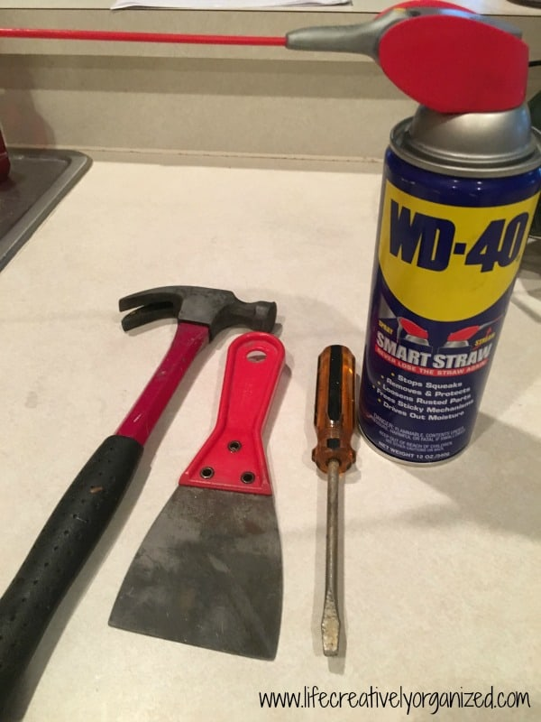 Remove Rust From Tools The Easy Way Life Creatively Organized