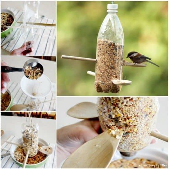 20 Fanciful Diy Bird Feeders Life Creatively Organized