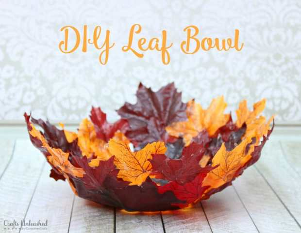 Wish you could keep the vibrant colors of Fall leaves year round? Well, here are some simply beautiful Fall leaf home decor ideas to help you do just that!