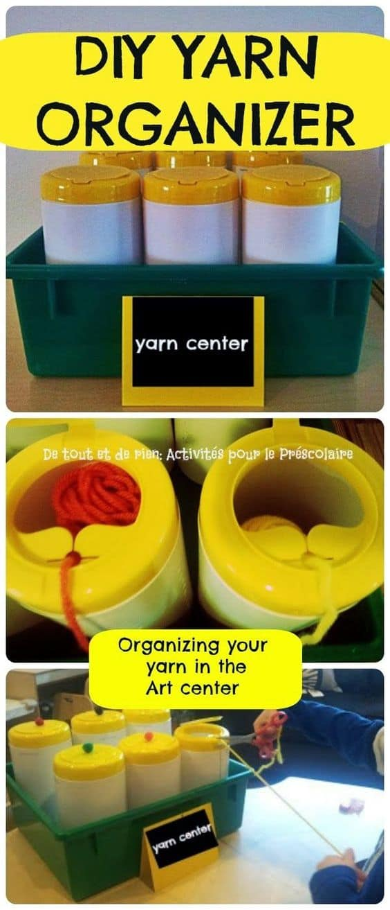 Are You Drowning In Yarn? If You Are Like Most Knitters And Crocheters, I