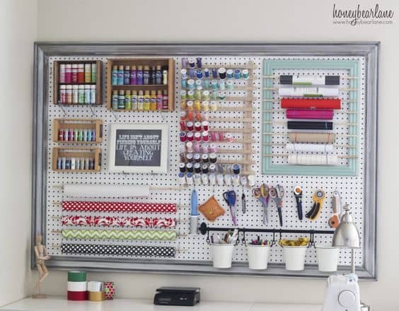 Tired Of All Of That Clutter In Your Garage, Craft Room, Or Kitchen Counter