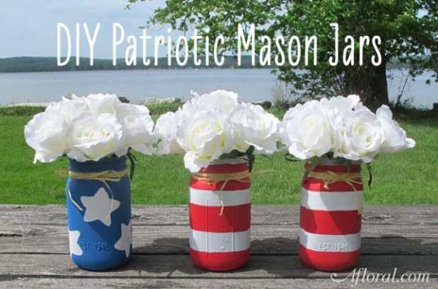 Here is a round up of 25 awesome mason jar crafts that go from functional to decorative to just plain fun to create! They are inexpensive and so versatile!
