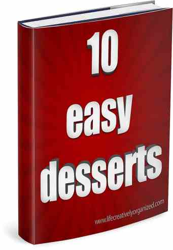 10 easy desserts download