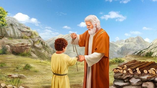 ജസ്സെയുടെ വൃക്ഷം വിചിന്തനങ്ങൾ: 5 ഇസഹാക്ക്