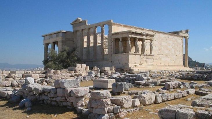 Erecteion (Templo): Historia, Características y Materiales - Lifeder