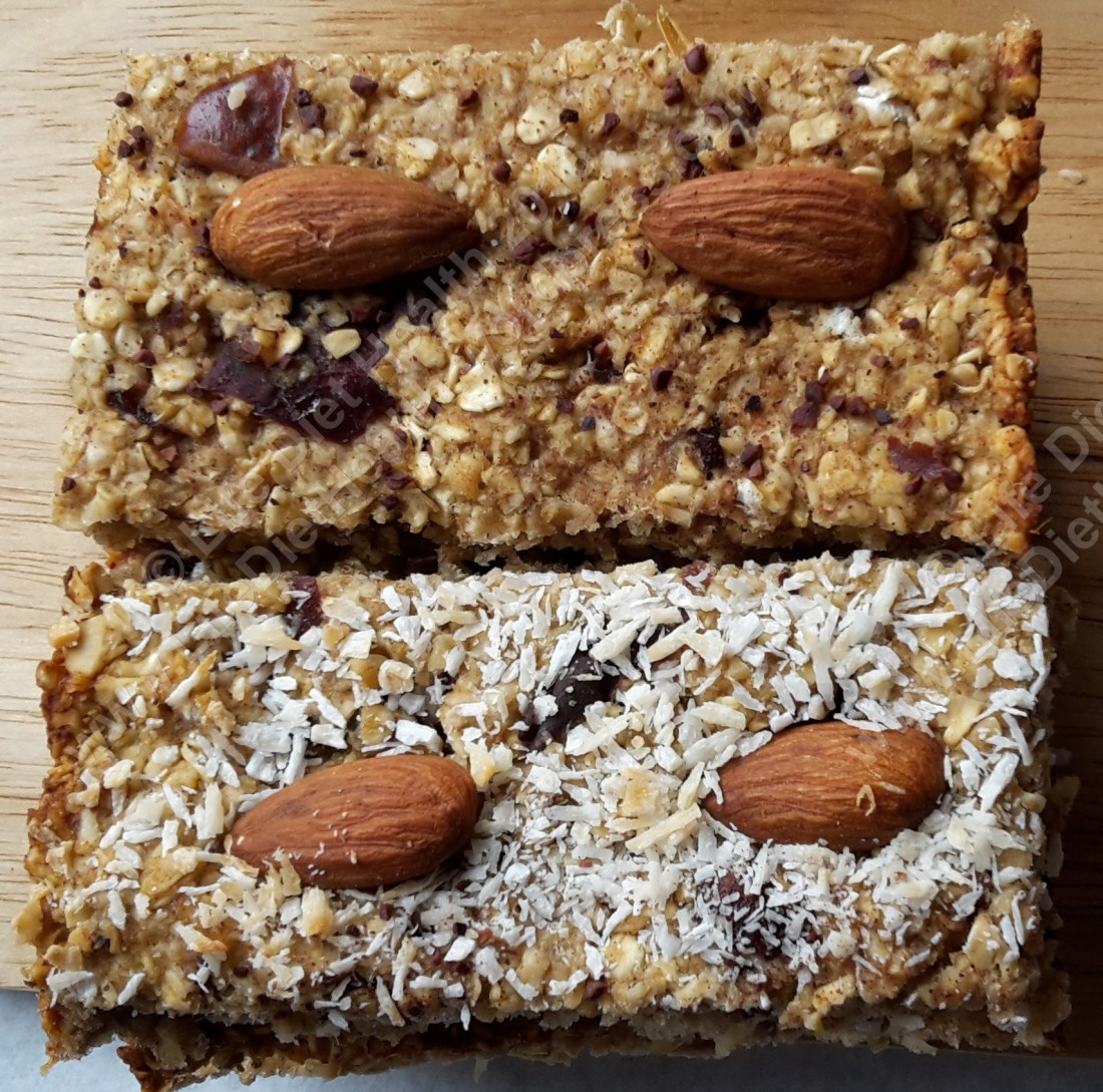 coconut and almond bars WM