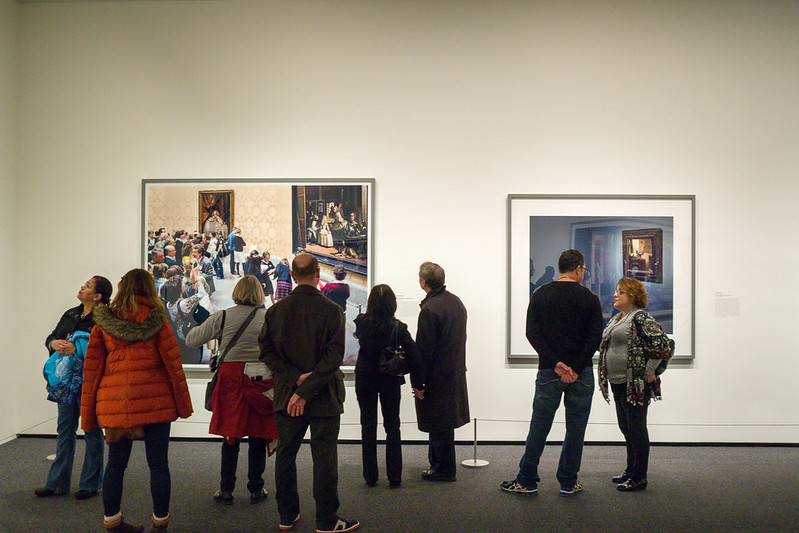 National Gallery of Art interior photo