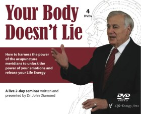 Your Body Doesn't Lie (DVD)
