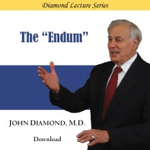 """The """"Endum"""": The Best Attitude for Working with Our Meridian Problems"""