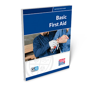 ASHI Basic First Aid Instructor Guide