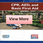 Combo CPR/AED/BFA