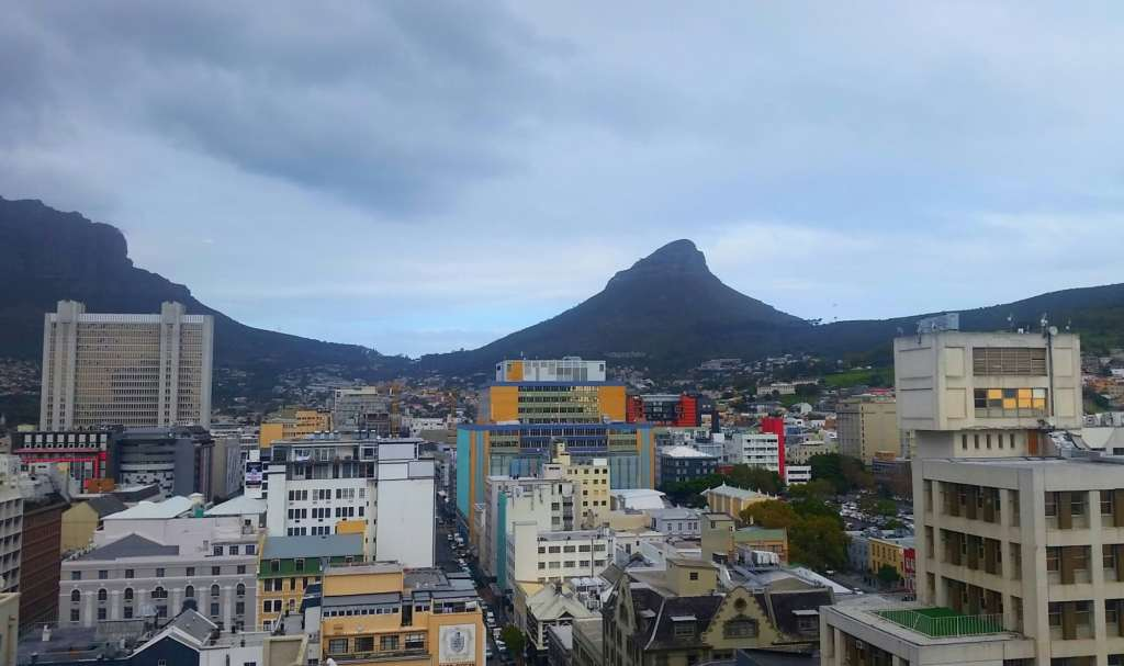 Staying at the Strand Tower Hotel in Cape Town