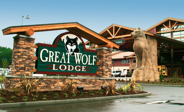 A weekend at Great Wolf Lodge in Washington