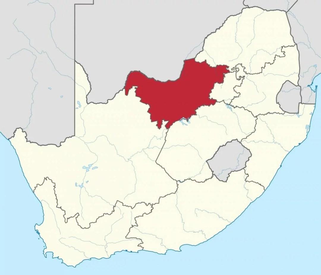 Mpumalanga Map