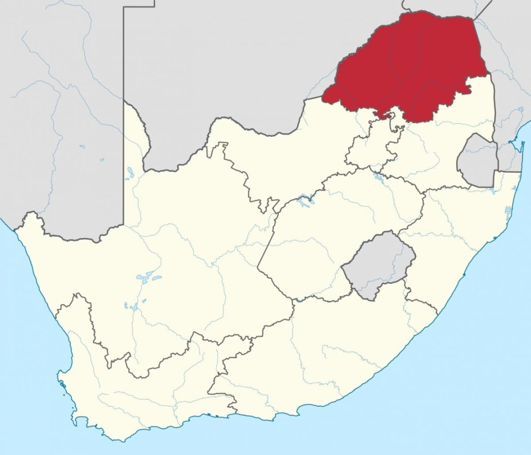 Limpopo Map