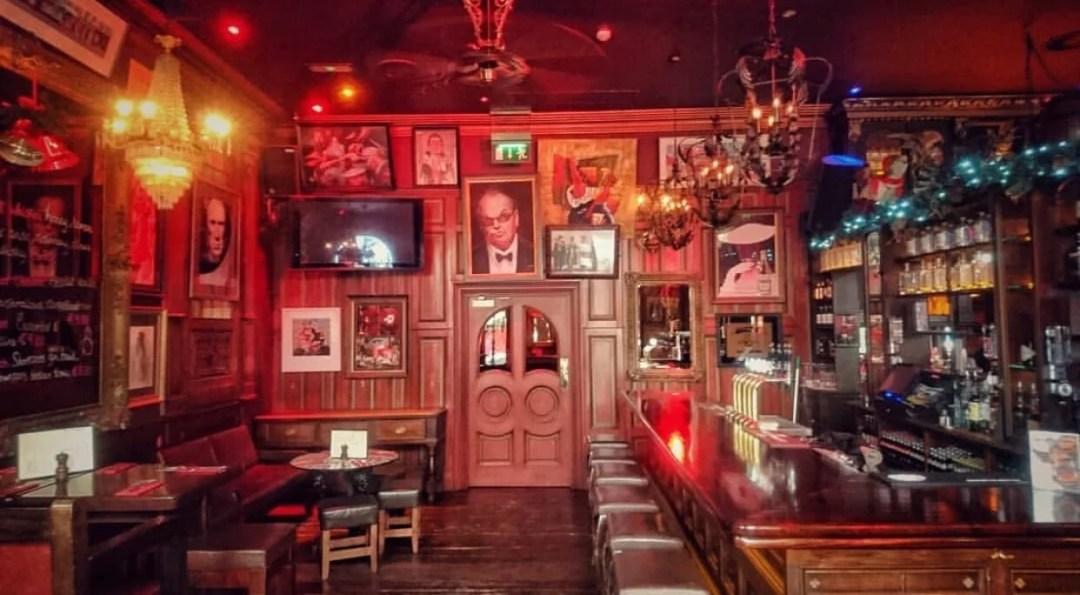 Left Bank Bar, Kilkenny