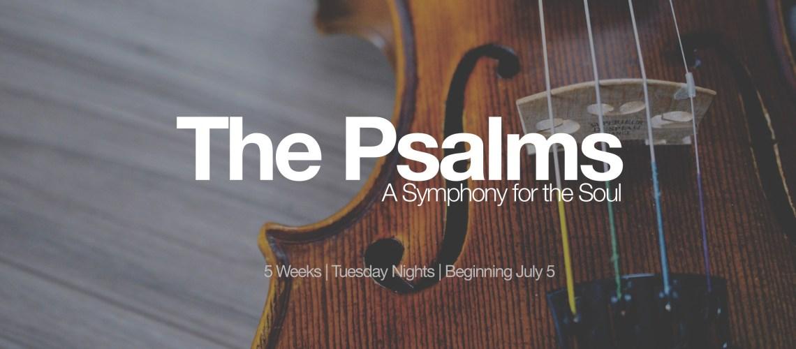 Summer School 2016 Psalms (1)