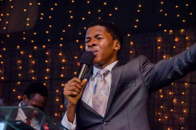 IN HIS STEPS with Emmanuel Iren (Pst)