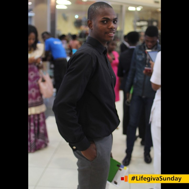 Soji oyemomi: Don't cheat urself: know the word. #LifegivaSunday