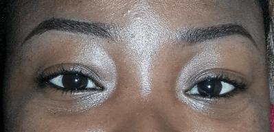 Ema's Brown eyes