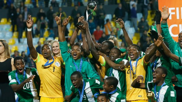 Nigeria U-17 world cup 2015 winners