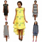 You can't be overdressed or under dressed in our hi-lo dresses. Follow @karenubaniapparel
