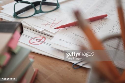 academic grade