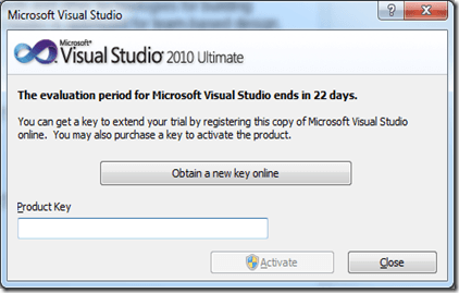 Buy Microsoft Visual Studio 2010 Ultimate key width=